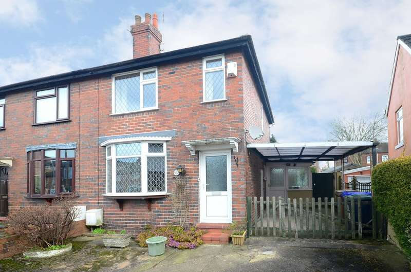 2 Bedrooms Semi Detached House for sale in **NEW** East Grove, Meir, ST3 5PG