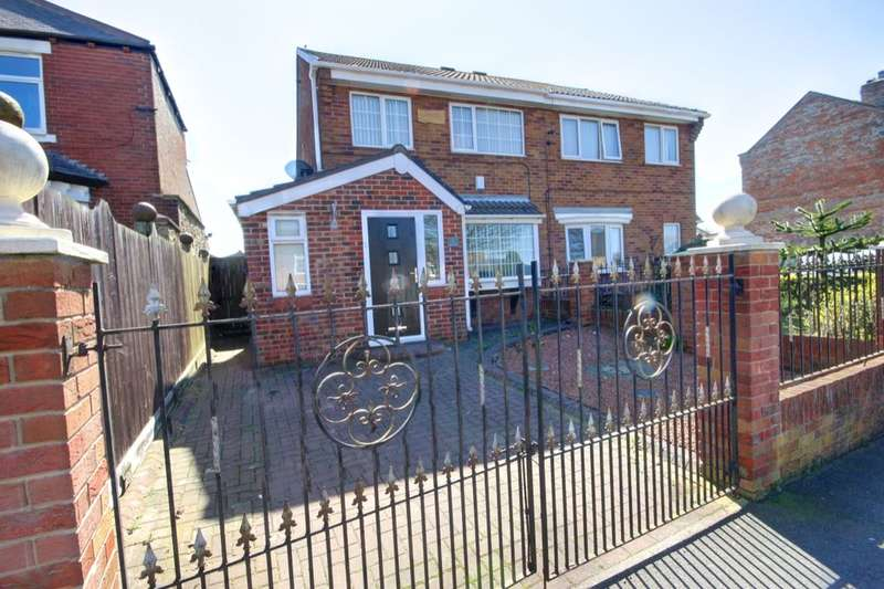 3 Bedrooms Semi Detached House for sale in Elm Place, Houghton Le Spring, DH4