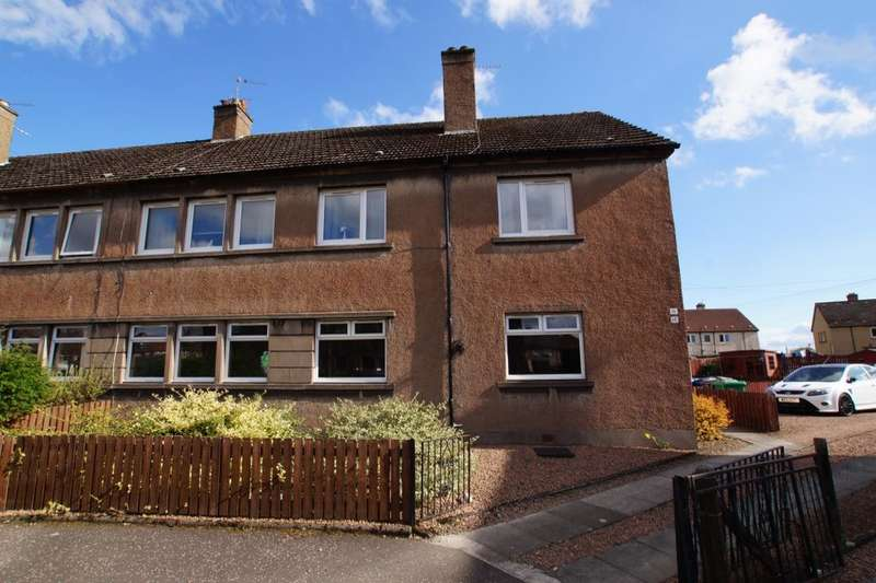 3 Bedrooms Flat for sale in Mountfleurie Street, Leven, KY8