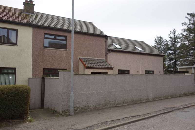 4 Bedrooms Semi Detached House for sale in Calton Avenue, Campbeltown