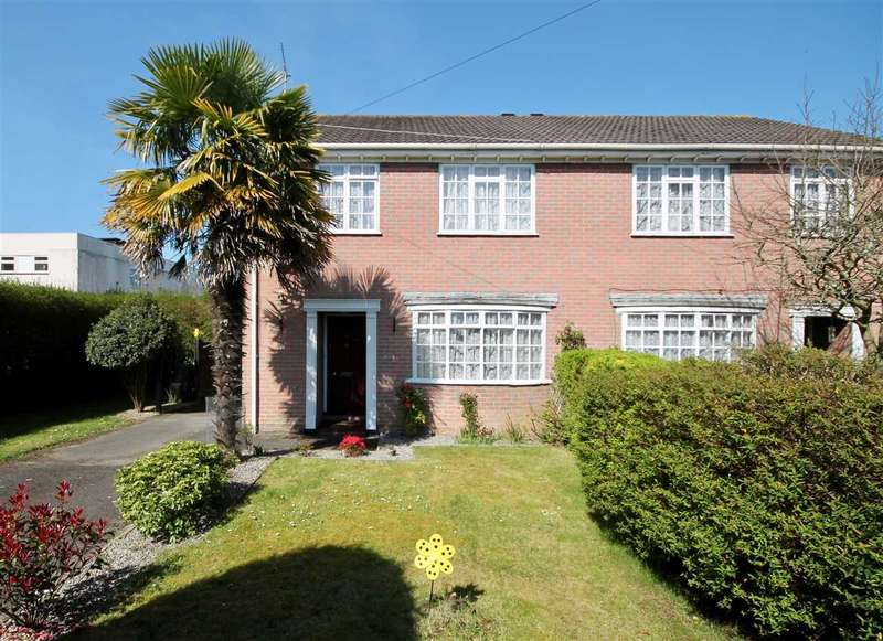 3 Bedrooms Semi Detached House for sale in Bourne Valley Road, Poole