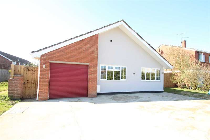 3 Bedrooms Bungalow for sale in Woodlands Rise, Weeley