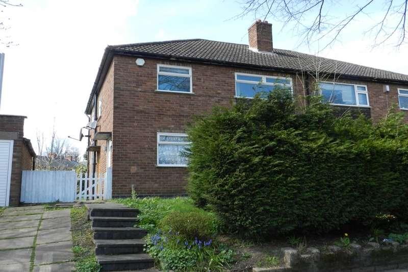 2 Bedrooms Flat for rent in Treaford Lane, Birmingham, B8