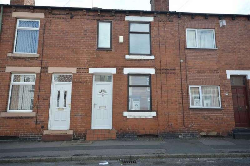 2 Bedrooms Property for sale in Ambler Street, Castleford, WF10