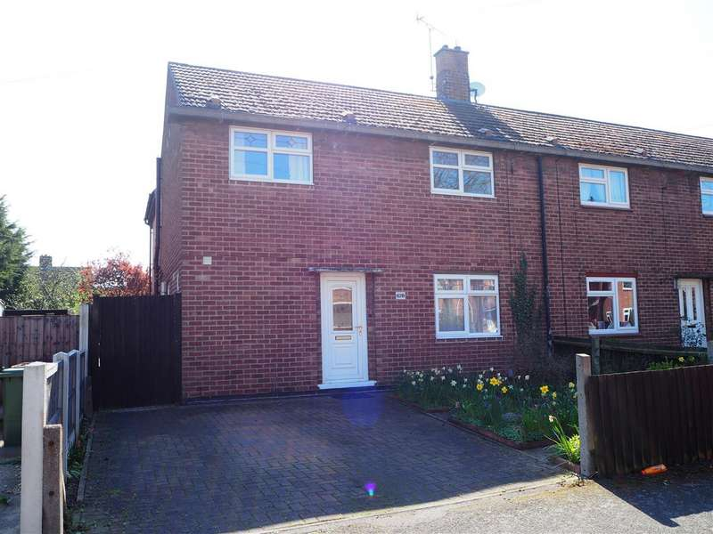 3 Bedrooms Detached House for sale in Wolsey Road, Newark