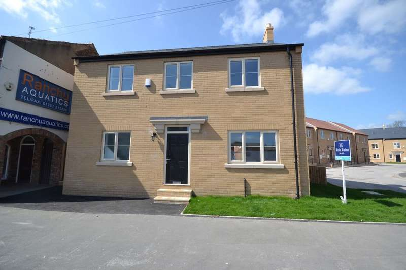 4 Bedrooms Detached House for sale in Chapel House Court, Selby, YO8