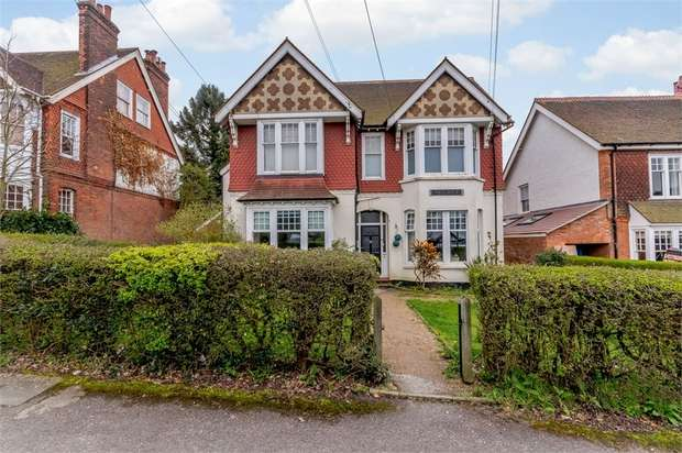 4 Bedrooms Flat for sale in Yorke Road, Reigate, Surrey