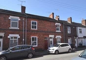 3 Bedrooms Terraced House for sale in Slaney Street, Newcastle , Staffs , ST5 1NF