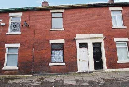 2 Bedrooms Terraced House for sale in Cornelian Street, Blackburn, Lancashire, ., BB1