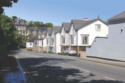 3 Bedrooms Maisonette Flat for sale in Trelyon Avenue, St Ives, Cornwall