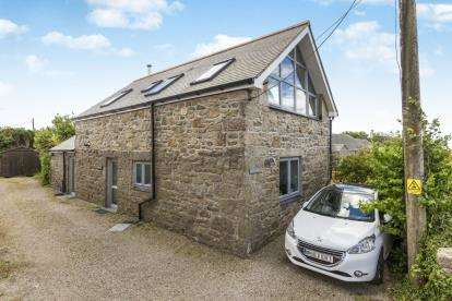 3 Bedrooms Barn Conversion Character Property for sale in St. Buryan, Penzance, Cornwall