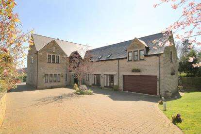 7 Bedrooms Detached House for sale in Bushey Wood Grove, Sheffield, South Yorkshire