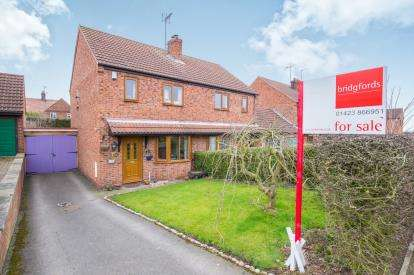 3 Bedrooms Semi Detached House for sale in New Lane, Green Hammerton, York, North Yorkshire