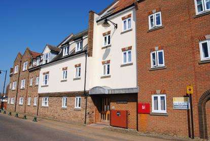 2 Bedrooms Flat for sale in South Quay, Kings Lynn, Norfolk