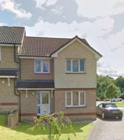 3 Bedrooms Semi Detached House for sale in Haymarket Crescent, Livingston