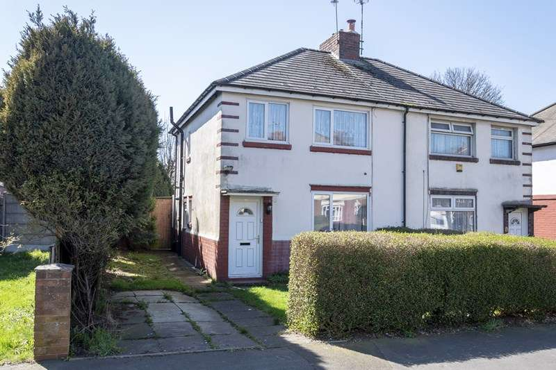 3 Bedrooms Semi Detached House for sale in Bright Road, Oldbury