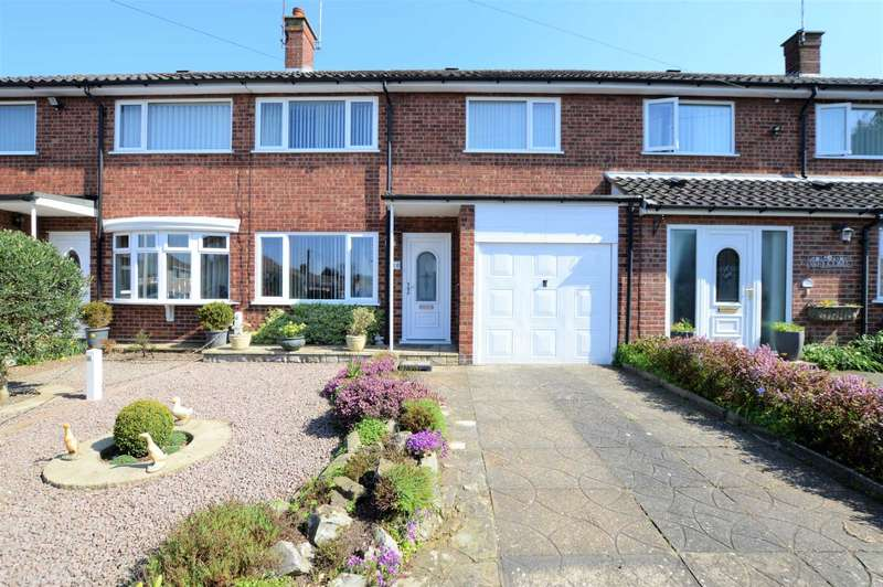 3 Bedrooms Terraced House for sale in Tanager Close, North City