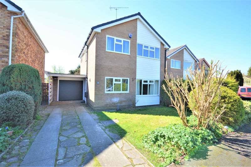 3 Bedrooms Detached House for sale in Sandown Road, Stockport