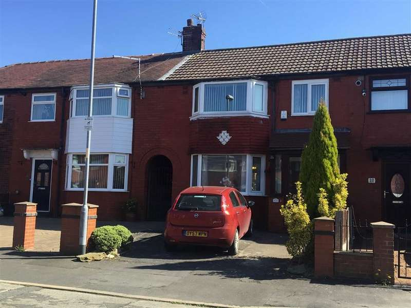 3 Bedrooms House for sale in Kirkham Avenue, Manchester