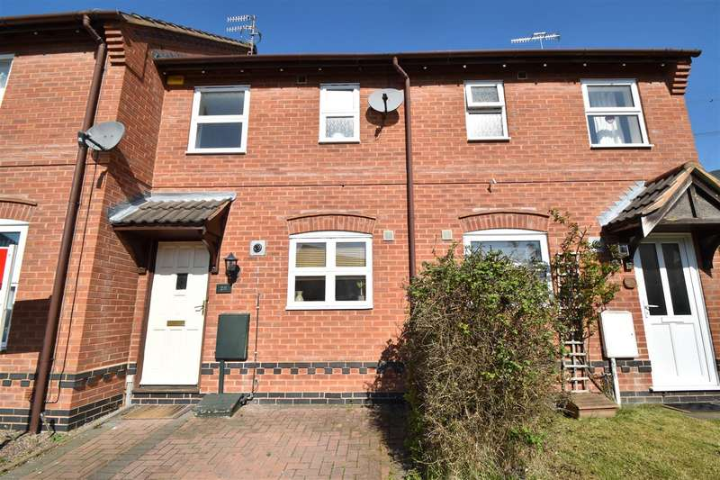 2 Bedrooms Terraced House for sale in Badger Gardens, Worcester