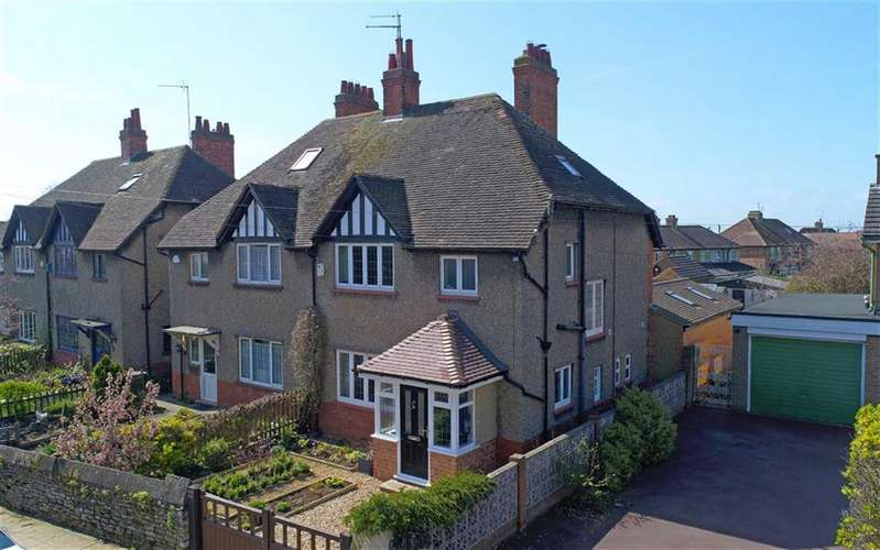 4 Bedrooms Semi Detached House for sale in Weston Favell