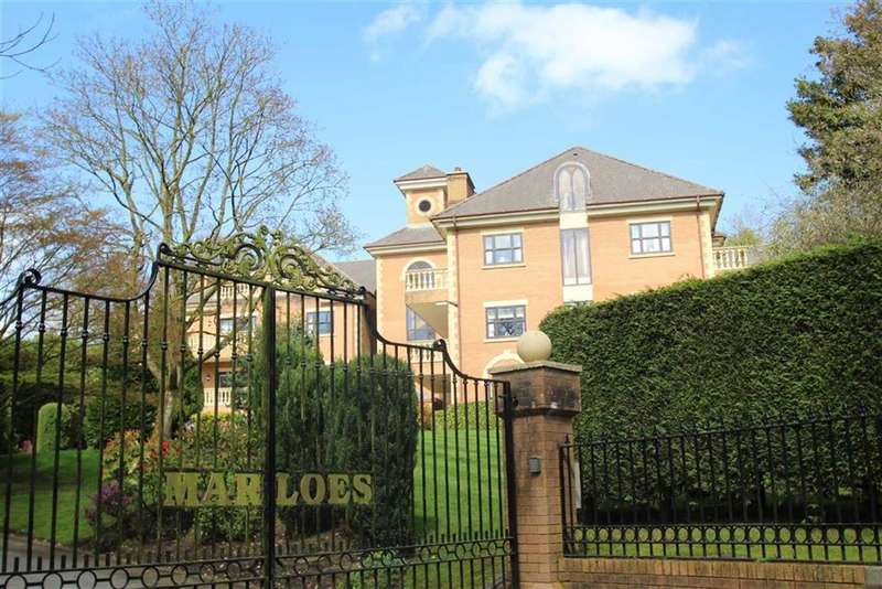 3 Bedrooms Flat for sale in Park Road, Bowdon