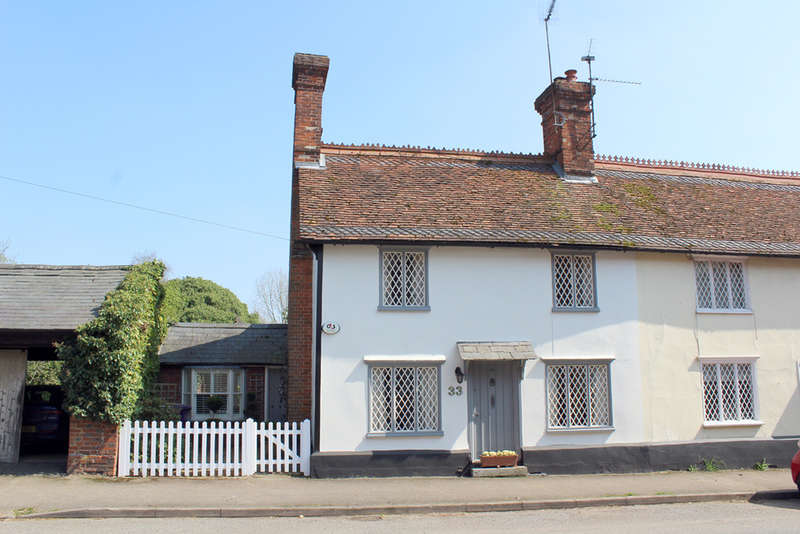 3 Bedrooms Semi Detached House for sale in High Street, Barkway, Royston