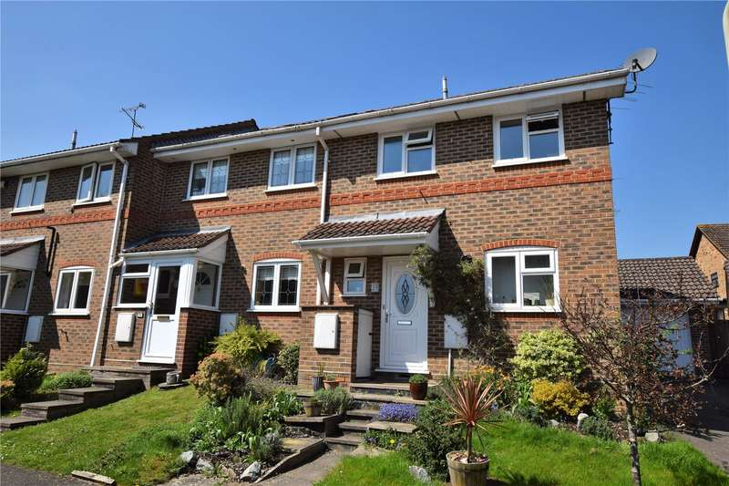 3 Bedrooms End Of Terrace House for sale in Dauntless Road, Burghfield Common, Berkshire, RG7