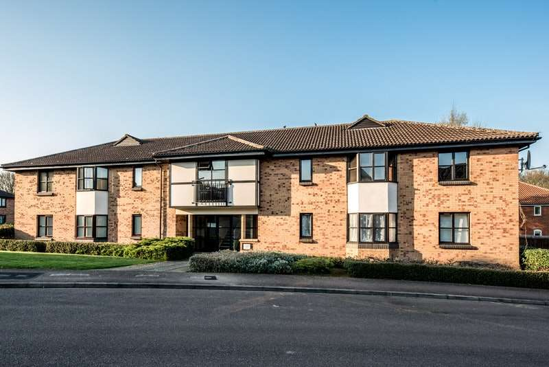 1 Bedroom Flat for sale in Jacobs Close, Potton, Bedfordshire, SG19