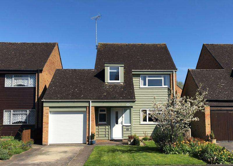 3 Bedrooms Detached House for sale in Adkin Way, Wantage