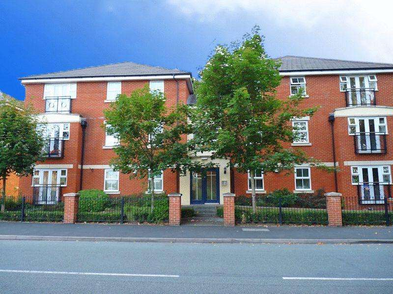 2 Bedrooms Flat for sale in Bath Road, Worcester
