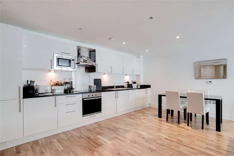 2 Bedrooms Flat for sale in Cobalt Point, Millharbour, London, E14