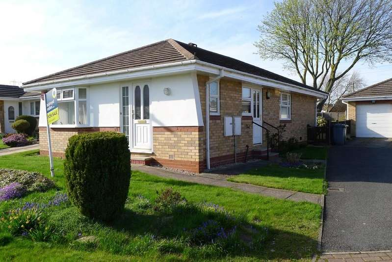 3 Bedrooms Detached Bungalow for sale in Leith Court, Dewsbury