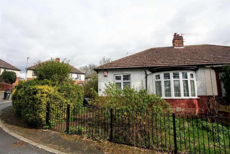 2 Bedrooms Semi Detached Bungalow for sale in Berrybank Crest, Darlington