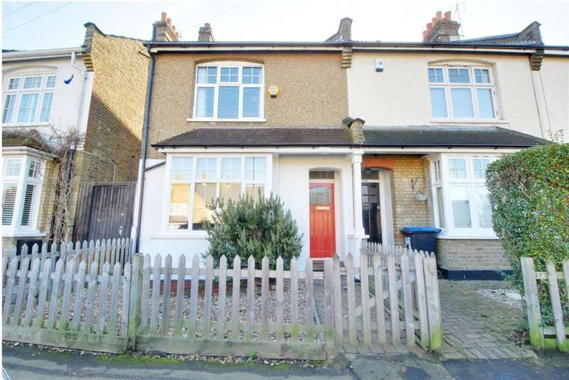 3 Bedrooms End Of Terrace House for sale in Lavender Hill, Enfield