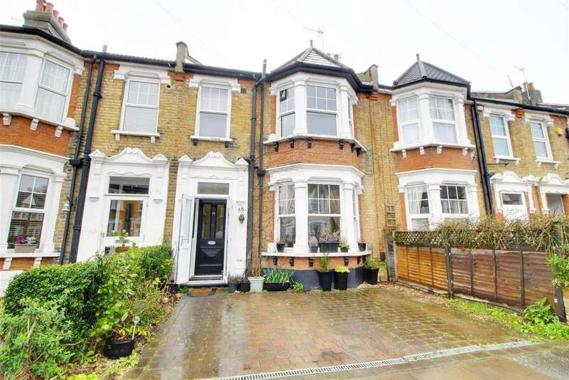4 Bedrooms Terraced House for sale in Cecil Avenue, Enfield