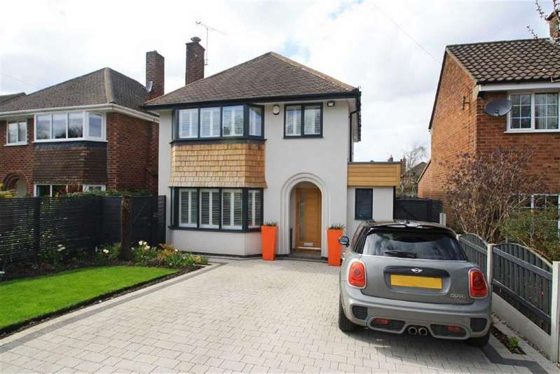 3 Bedrooms Detached House for sale in Dean Drive, Wilmslow