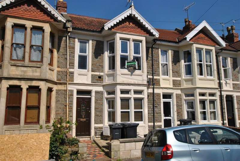 1 Bedroom Flat for sale in Somerset Road, Knowle, Bristol