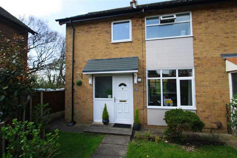 2 Bedrooms End Of Terrace House for sale in Knowle Park, Handforth