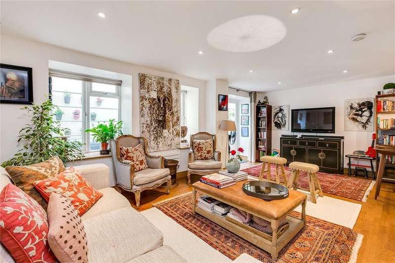 3 Bedrooms Flat for sale in Pembroke Road, Kensington, London