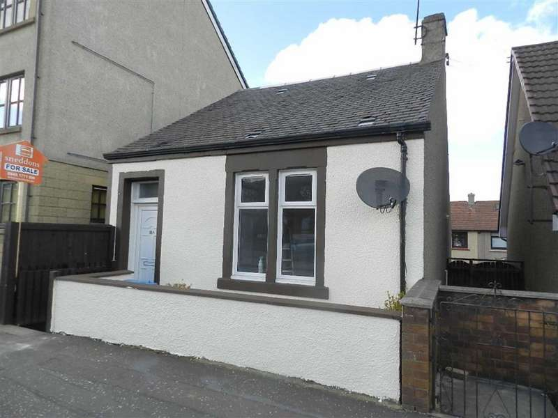 2 Bedrooms Detached Bungalow for sale in East Main Street, Armadale