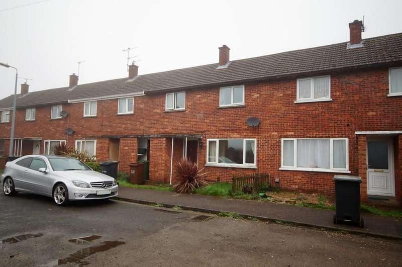 2 Bedrooms Town House for sale in Anzio Crescent, Lincoln
