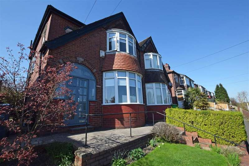 3 Bedrooms Semi Detached House for sale in Rochdale Road, Blackley, Manchester