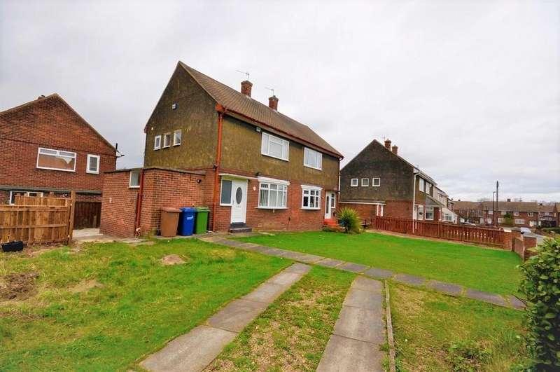 2 Bedrooms Semi Detached House for sale in Springbank Road, Springwell, Sunderland