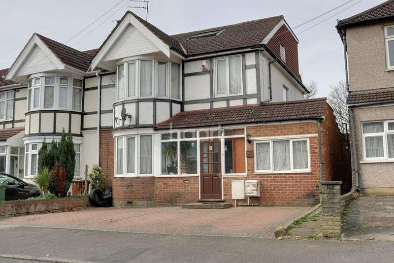 6 Bedrooms End Of Terrace House for sale in Hunters Grove, Kenton, HA3