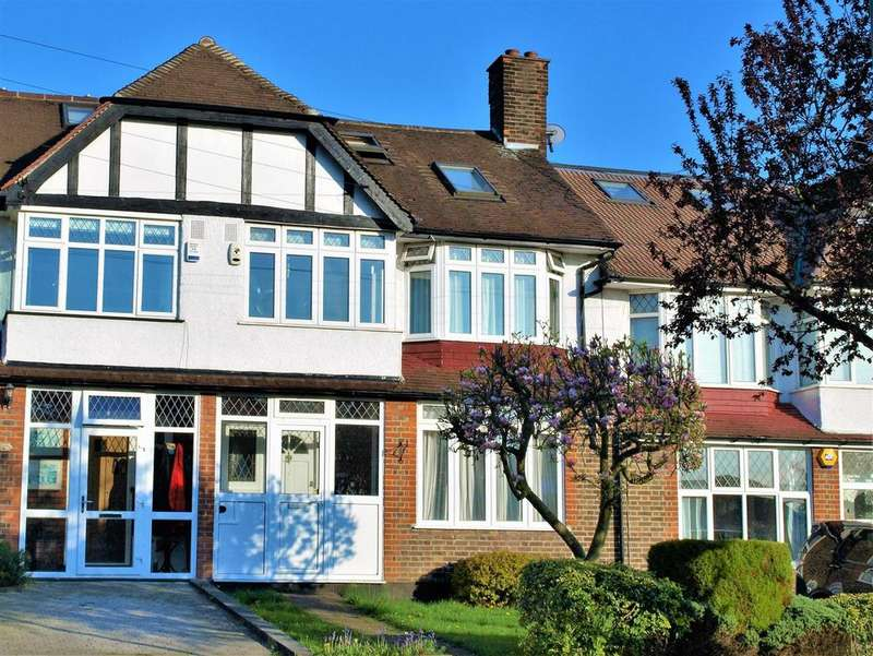 4 Bedrooms Terraced House for sale in The Avenue, West Wickham, BR4