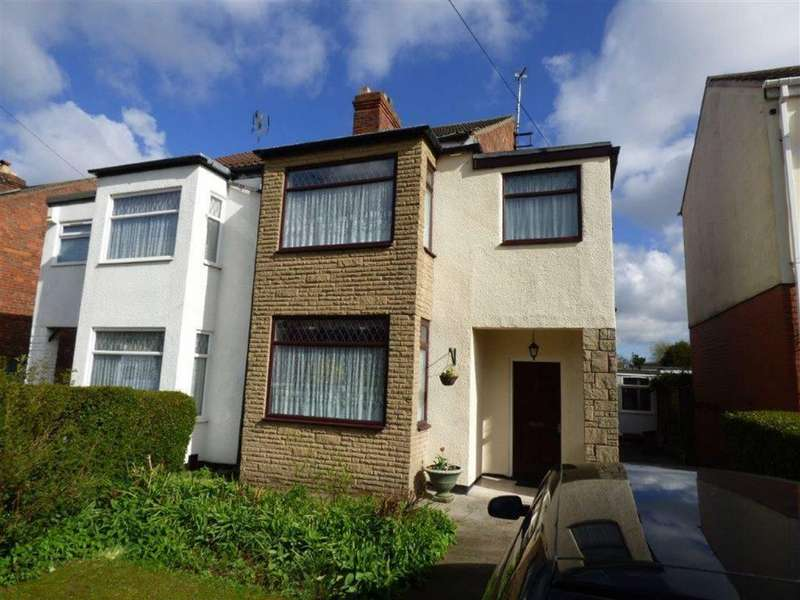 3 Bedrooms Semi Detached House for sale in Marfleet Lane, Hull, East Yorkshire, HU9