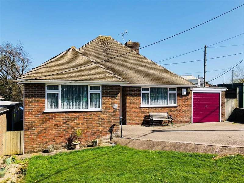 2 Bedrooms Detached Bungalow for sale in Waites Lane, Fairlight