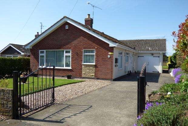 3 Bedrooms Detached Bungalow for sale in Wainfleet Road, Burgh Le Marsh, Skegness, PE24