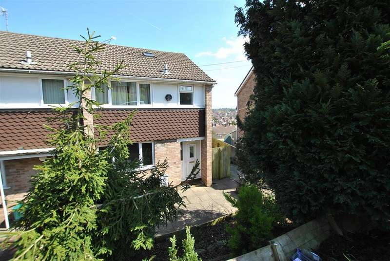 3 Bedrooms End Of Terrace House for sale in Queensdown Gardens, Knowle, Bristol